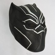 Hearty Lady Civil War Black Panther Mask - Multi Color