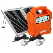 Ecoboxx 160 DC Solar Power Solution Kit