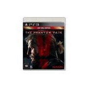 Jogo Metal Gear Solid V: The Phantom Pain - PS3