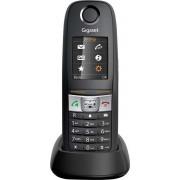 Gigaset E630HX - Single DECT telefoon - Antwoordapparaat - Zwart