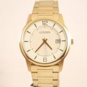 Reloj Citizen Bd002259a Cristal Duro-Dorado