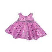 "Pink & Silver Dress Teddy Bear Clothes Outfit Fits Most 14"" - 18"" Build-a-bear, Vermont Teddy Bears,"