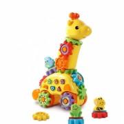 Vtech Girafa cu rotite
