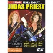 Roadrock International Lick Library: Learn To Play Judas Priest DVD