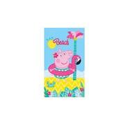 Peppa Pig badlaken/strandlaken 70 x 120 cm