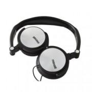 Слушалки Maxell Trek Sounds Travel MXH-HP20, 40мм говорители, 1.2м кабел, сгъваеми, черни
