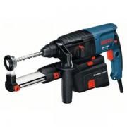 Bosch Robert bosch Professional boorhamer gbh 18 v ec 2x4 0ah lboxx en lader blauw 0611904004