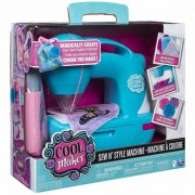 Spin master cool maker 6037849 macchina da cucire sew 'n style playset