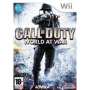 Call of Duty World at War Nintendo Wii