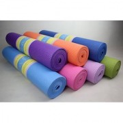 Yoga Mat For exercise Fitness Meditation Yoga GYM Workout (ANTI SLIP) 6mm