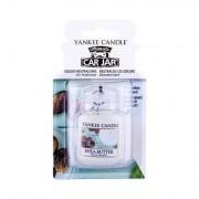 Yankee Candle Shea Butter Car Jar Auto-Duftanhänger 1 St.