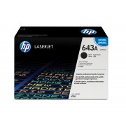 HP Color LaserJet 4700 Black Cartridge Color LaserJet Print Cartridge. Average Cartridge Yield 11,000 pages.