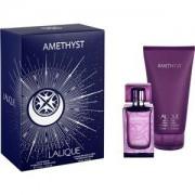 Lalique Profumi femminili Amethyst Gift Set Eau de Parfum Spray 50 ml + Perfumed Body Lotion 150 ml 1 Stk.