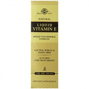 Solgar Vitamin E Liquid - 2 Fl Oz