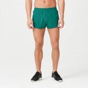 Myprotein Pantalones Cortos Boost - M - Dark Green