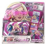 Jucarie Barbie Spy Squad Secret Agent Beauty Tote and Spy Gear