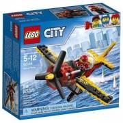 Конструктор ЛЕГО Сити - Състезателен самолет - LEGO City Great Vehicles, 60144