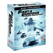 Fast & Furious 8-Film Collection Blu-ray