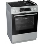 Комбинирана готварска печка Gorenje KC6355XT + 5 години гаранция