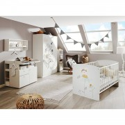 Home24 Babybed MyMemory, home24 - Wit