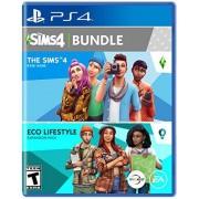 Electronic Arts The Sims 4 Plus Eco Lifestyle Bundle PlayStation 4