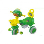 OH BABY Cycle Baby Tricycle WITH CYCLE COLOR GREEN SE-TC-129
