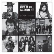 Calendar Terry O'Neill's Rock 'n' Roll 2017 - C15010