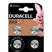 Set 4 baterii Duracel CR2032 litiu, 3V, pentru senzori ZigBee Aqara, Xiaomi, Blitzwolf