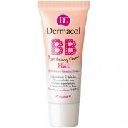 Dermacol Hydratační tónovací krém 8 v 1 BB SPF 15 (Magic Beauty Cream) 30 ml Sand