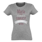YourSurprise T-shirt - Vrouw - Grijs - S