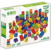 Set de constructie BioBuddi Lumea cuburilor varsta recomandata 1,5 - 6 ani Multicolor
