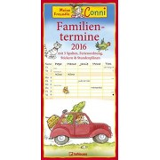 teNeues Calendars & Stationery - Conni Familientermine 2016 - Preis vom 18.10.2020 04:52:00 h