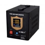UPS pentru Centrale Termice Sinus Pur 300W 12V Kemot Util ProCasa, Culoare Negru