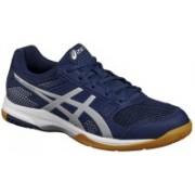 Asics Gel-Rocket 8 Running Shoes For Men(Blue)