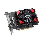Asus RX550-4G Radeon RX 550 Graphic Card - 1.18 GHz Core - 4 GB GDDR5 - Dual Slot Space Required