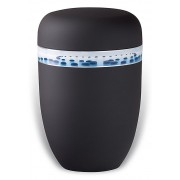 Design Urn met Decoratieband (4 liter)