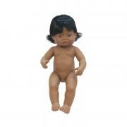 Papusa Latinoamerican Fata 38 cm Miniland