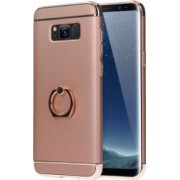 Husa Samsung Galaxy S8 Plus MyStyle Elegance Luxury 3in1 Ring Rose-Gold