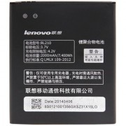 Lenovo Battery - BL-210 For LENVO A656 / A658T / A750e / A766 / A770E / S650 / S658t / S820 / S820e (Black)