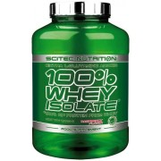 Scitec Nutrition 100% Whey Isolate Himbeer - 2000 g