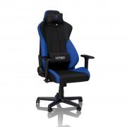 Nitro Concepts S300 Gaming Chair Galactic Blue/Black NC-S300-BB