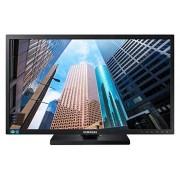 Monitor Samsung LS22E45UFS/EN 21.5 inch LED 5ms Full HD Negru