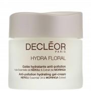 Decleor hydra floral anti-pollution hydrating gel-cream 50 ml