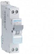 HAGER Disjoncteur 1P+N 3kA C10A 1M - DISJONCTEURS PH+N HAGER MFN710