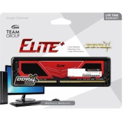 TeamGroup DDR4 TEAM ELITE PLUS RED UD-D4 16GB 3200MHz 1,2V 22-22-22-52 TPRD416G3200HC2201