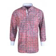 Spazio Fie Long Sleeved Shirt Fuchsia 14-1554