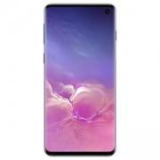Смартфон Samsung SM-G973F GALAXY S10, Dual SIM, 6.1 инча (3040x1440), 8GB/128GB памет, LTE, черен, SM-G973FZKDBGL