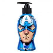 Marvel Avengers Captain America tekuté mýdlo na ruce 300 ml pro děti