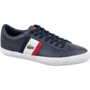 Lacoste Lerond 119 737CMA00457A2, Mannen, Blauw, Sneakers maat: 46.5 EU