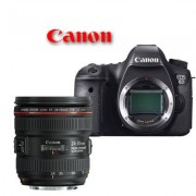 Canon EOS 6D + 24-70mm F/4L IS USM - Man. ITA - 2 Anni Di Garanzia